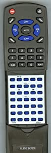 KLIPSCH Replacement Remote Control for IGROOVESXTREMOTE, IGROOVE SXT, 1007524, 1007267