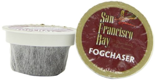 San Francisco Bay Coffee OneCup for Keurig K-Cup Brewers, Fog Chaser (160 Cups)