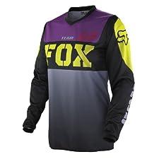 2013 Fox HC Women's Motocross Jerseys Purple XLarge
