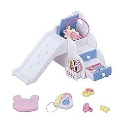 Epoch Sylvanian Families Sylvanian Family Doll Baby Slide Set Ka-207