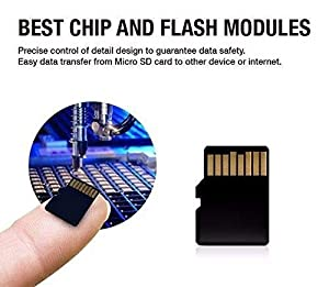 4GB MicroSD Flash Memory Card TF Card +Adapter (100pcs) (Color: 4GB, Tamaño: 100*4GB)