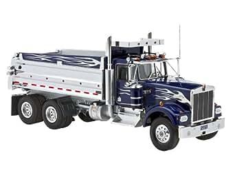 Revell of Germany Kenworth Dump Truck Plastic Model Kit