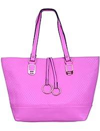 Ruff Pink Casual Women Shoulder Bag
