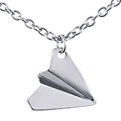 One Direction Silver Plated Pendant Necklace For Women