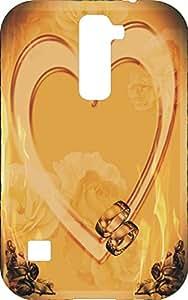 BKDT Marketing Printed back cover for LG Spirit H422