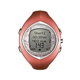 Polar F11 Women's Heart Rate Monitor Watch (Pink Fizz)