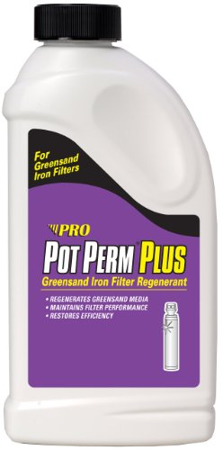 Pot Perm Plus Kp02N Greensand Iron Filter Regenerant, 2 Pounds back-235370