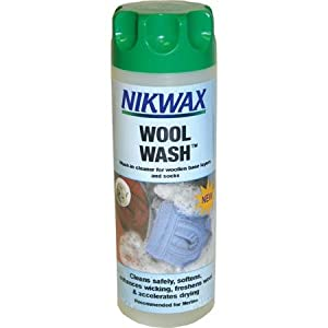 Buy Nikwax Wool Wash 10 oz by Nikwax