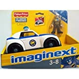 Fisher Price Imaginext Police Car