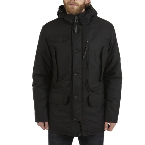 Jack & Jones - Wise Hooded Mens Parka Size Large