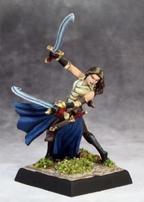 Reaper Warlord: Bladesinger Sister - 1