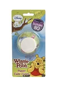Winnie the pooh formine muffin 80 pezzi - Cucina winnie the pooh ...