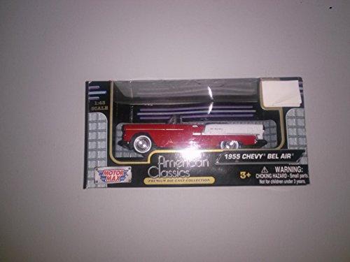 1:43 American Classics 1955 Chevy Bel Air - 1