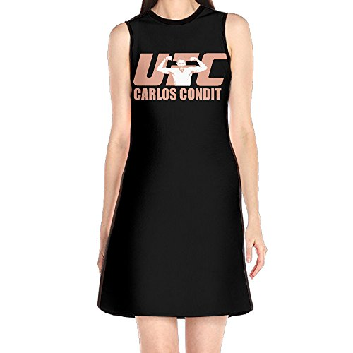 Carina UFC Carlos Condit Tshirt For Women L (Weather Condit compare prices)