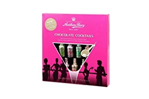 Anthon Berg Chocolate Cocktails Gift Box, Fifteen Pieces, 8.3 Ounce