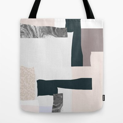 Society6 - On The Wall #2 Tote Bag By Rk // Design
