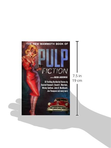 The New Mammoth Book of Pulp Fiction
