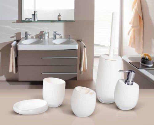 Tatkraft repose green dosatore per sapone liquido acrilico multistrato - Accessori bagno plexiglass amazon ...