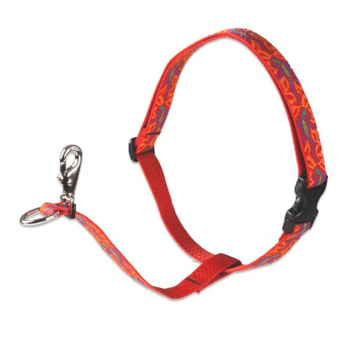 Image Lupine 1 Inch Go Go Gecko 24-38 Inch No Pull Harness for Medium to Large Dogs
