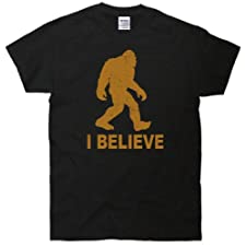 I Believe Sasquatch Bigfoot T-Shirt