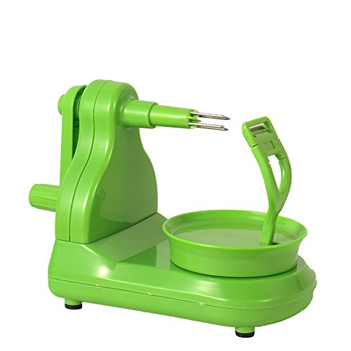 tectake p le pommes m tal epluche 4260182876039 cuisine maison p le pommes alertemoi. Black Bedroom Furniture Sets. Home Design Ideas