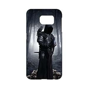BLUEDIO Designer 3D Printed Back case cover for Samsung Galaxy S7 Edge - G3346