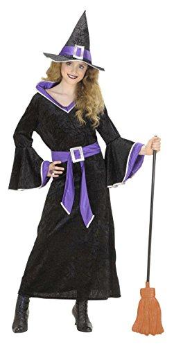 Widmann 58707 - Costume da Strega in Taglia 8/10 Anni