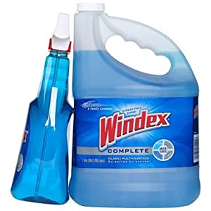 Windex® Complete Glass & Multi Surface Cleaner Trigger Spray + Refill
