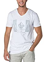 CANADIAN PEAK Camiseta Manga Corta Janada (Blanco)