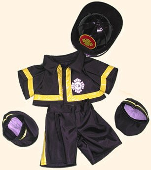 Traditional Firefighter Uniform for 14