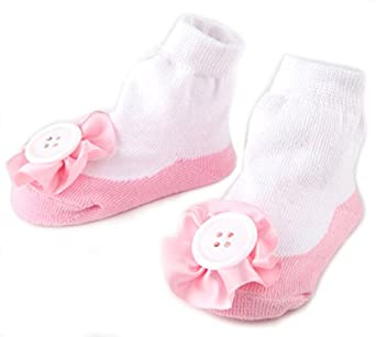 Cutie Baby Baby-Girls Tulle Puff Socks