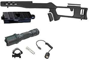 Advanced Technology International Ruger 10 22 Fiberforce Fixed Stock with Sling... by ATI