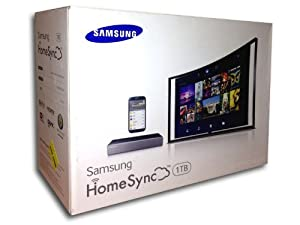 Samsung Galaxy Homesync 1tb Personal Cloud Server Device from Samsung