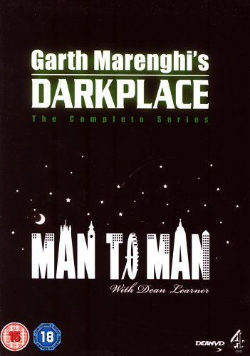Garth Marenghis Dark Place: The Complete Series - Man to Man(Region 2 Import-non USA Format)