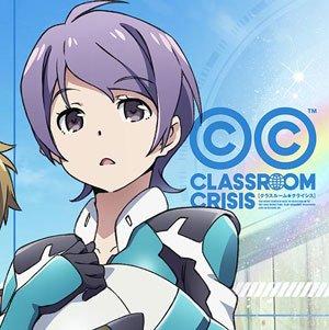 Classroom☆Crisisもふもふミニタオルイリス