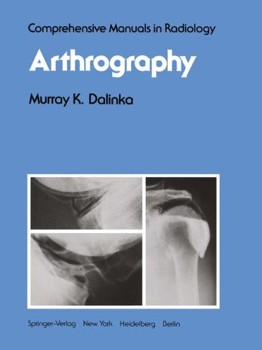 Arthrography (Comprehensive Manuals in Radiology)