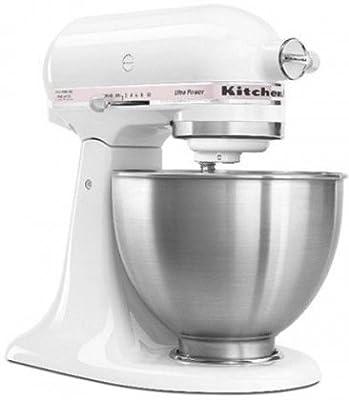KitchenAid Ultra Power Stand Mixer - Pink and White from Kitchenaid