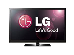 LG 50PV350T 50-inch Widescreen Full HD 1080p 600Hz Plasma TV with Freeview HD
