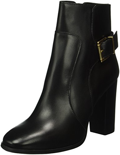 Buffalo LondonES 30777 NAPPA - Stivali bassi con imbottitura leggera Donna , Nero (Nero (PRETO 01)), 38 EU