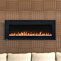 Napoleon 42-Inch Allure Wall Mount Electric Fireplace - NEFL42FH
