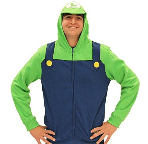 Zip H (Wario Adult Costumes)