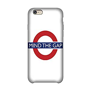 Abhivyakti Funny Mind The Gap Hard Back Case Cover For Apple Iphone 6/6s