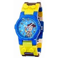トイストーリー ウッディデザインウォッチ【ミニフィギュア付】 LEGOR Toy Story Woody Kids' Watch with minifigure 30PCS 9002670