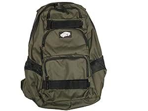 Amazon.com: Vans Men's Backpack Skate Bag Treflip Army