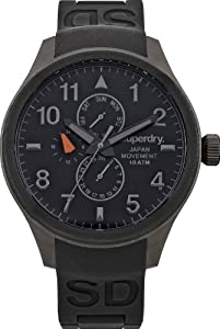 Superdry Men's Watch SYG110B