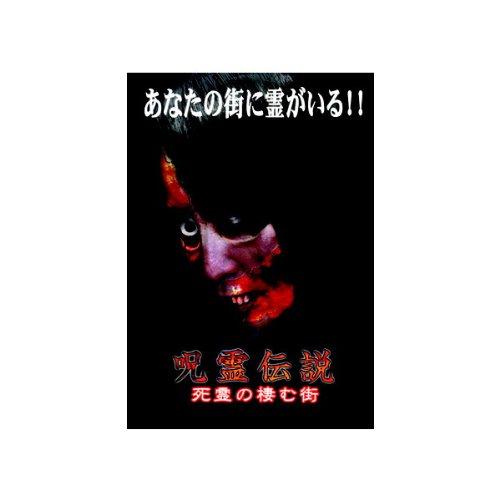 呪霊伝説 Vol.2 怨念の渦巻く街 [DVD]