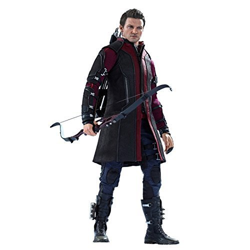 Hot Toys 1:6 Scale Avengers Age of Ultron Hawkeye Figure by Hot Toys (Avengers Age Of Ultron Hot Toys compare prices)