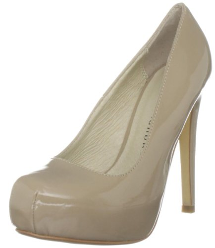 Chinese Laundry Women's Whistle Nude Platforms Heels 5052125660237 4 UK