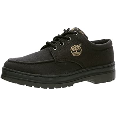 Timberland Canvas Bush Hiker Moc Toe Oxford Chaussures