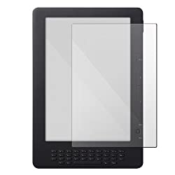 Clear LCD Screen Protector for Amazon Kindle DX 9.7 inch E-Book Reader